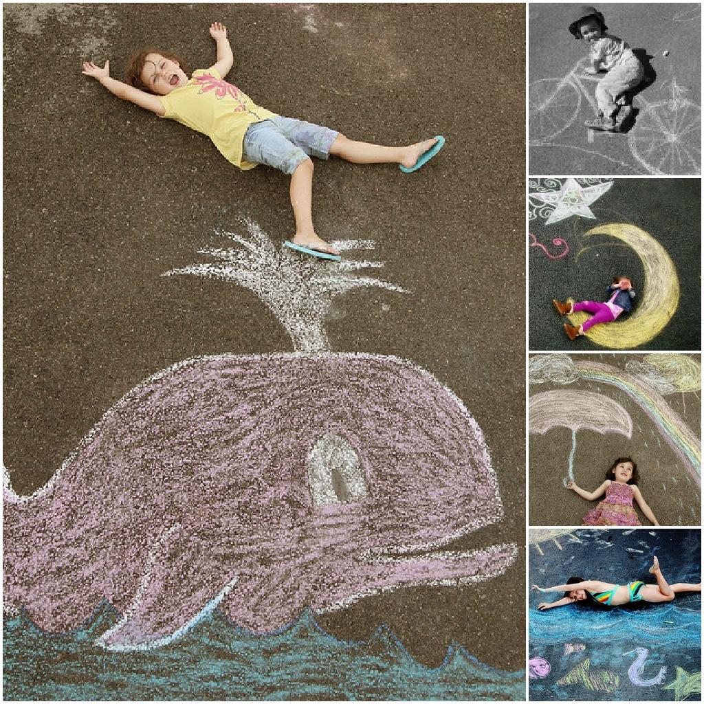 giggleberry creations chalk drawing photos. Black Bedroom Furniture Sets. Home Design Ideas