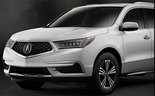 Acura MDX 2017 Review