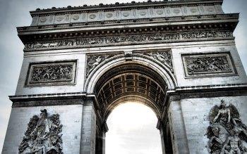 Wallpaper: Arc de Triomphe