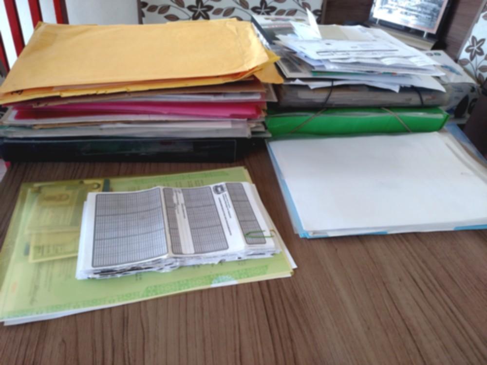 Etapa 1 - Semana 3: Contas, Recibos e Documentos - Série 1 Ano de Destralhe