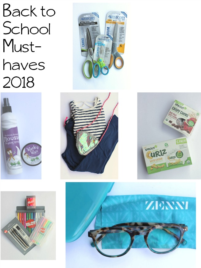 2018 Back to School Must-Haves!