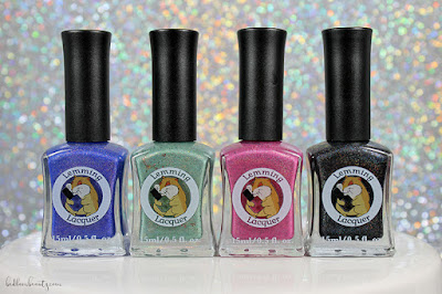 Lemming Lacquer A Very Merry Un-Birthday Collection