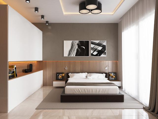 дизайн спальни в квартире студио фото