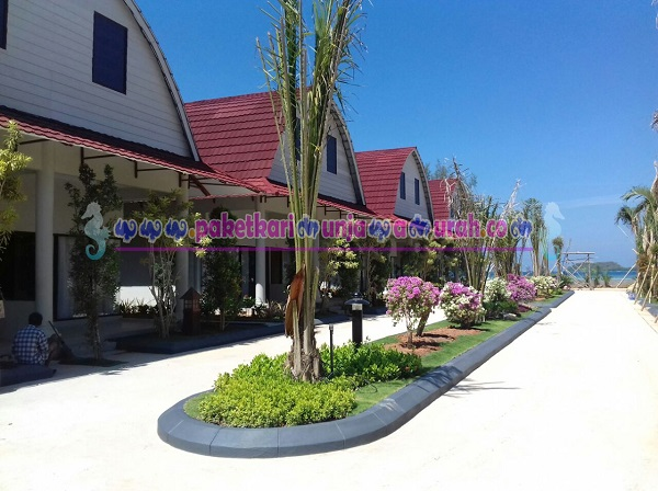 foto hotel java paradise karimunjawa