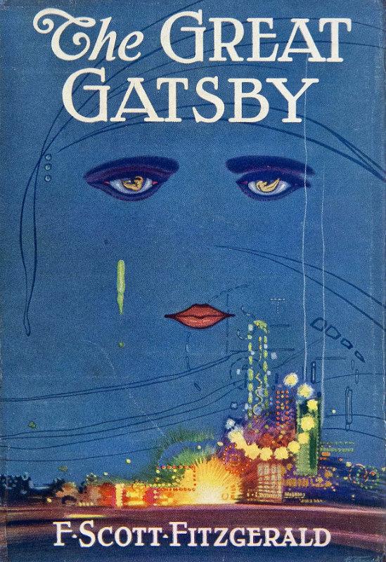 The Great Gatsby by F. Scott Fitzgerald PDF Classic Romance Novel