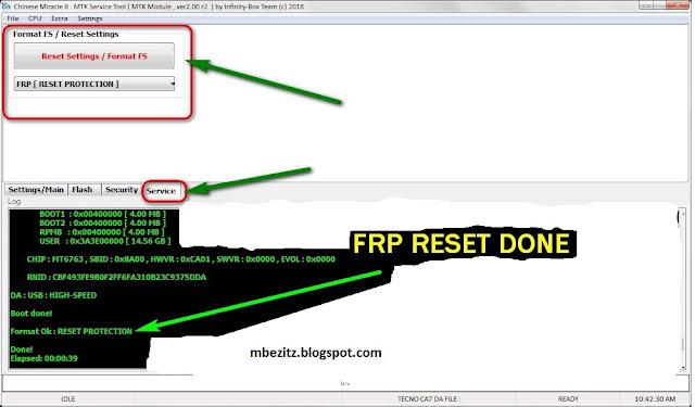 Tecno Cm Frp Reset File
