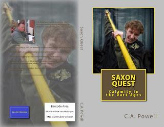 http://www.amazon.com/Saxon-Quest-Calamity-Dark-Ages/dp/1484097858
