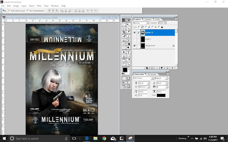 How To Photoshop Your Board Game Box The Easy Way