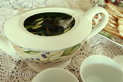 teh sereh