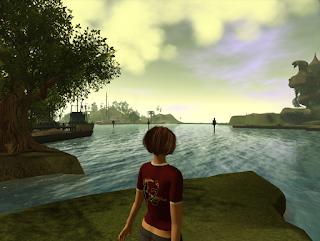 Inworldz lake