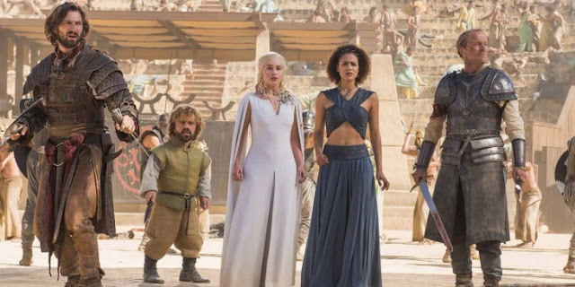 Lanzan segundo tráiler de Games of Thrones