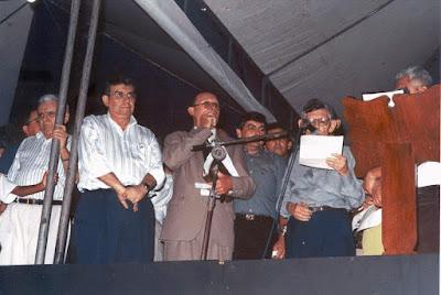 Resultado de imagem para imagens da inauguração da adutora em sao paulo do potengi