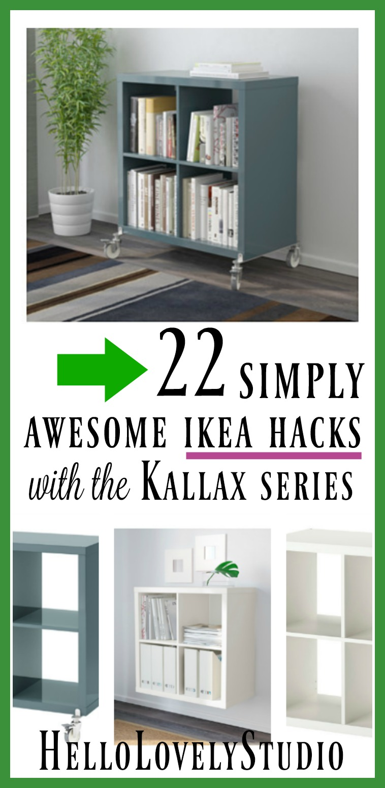 Best Ikea Hacks Banner - Hello Lovely Studio