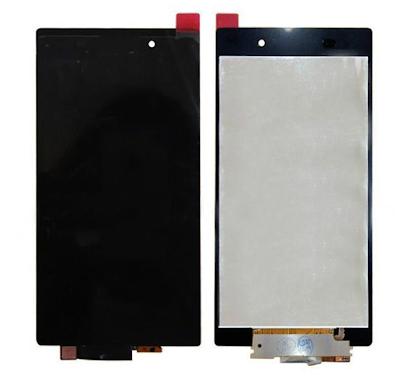 Sửa màn hình điện thoại Sony Z1