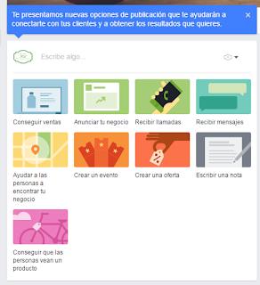 Facebook hace parte de tus objetivos