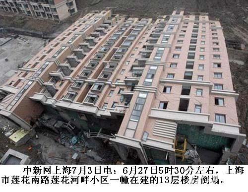 豆腐渣工程 - 流行生活百業通