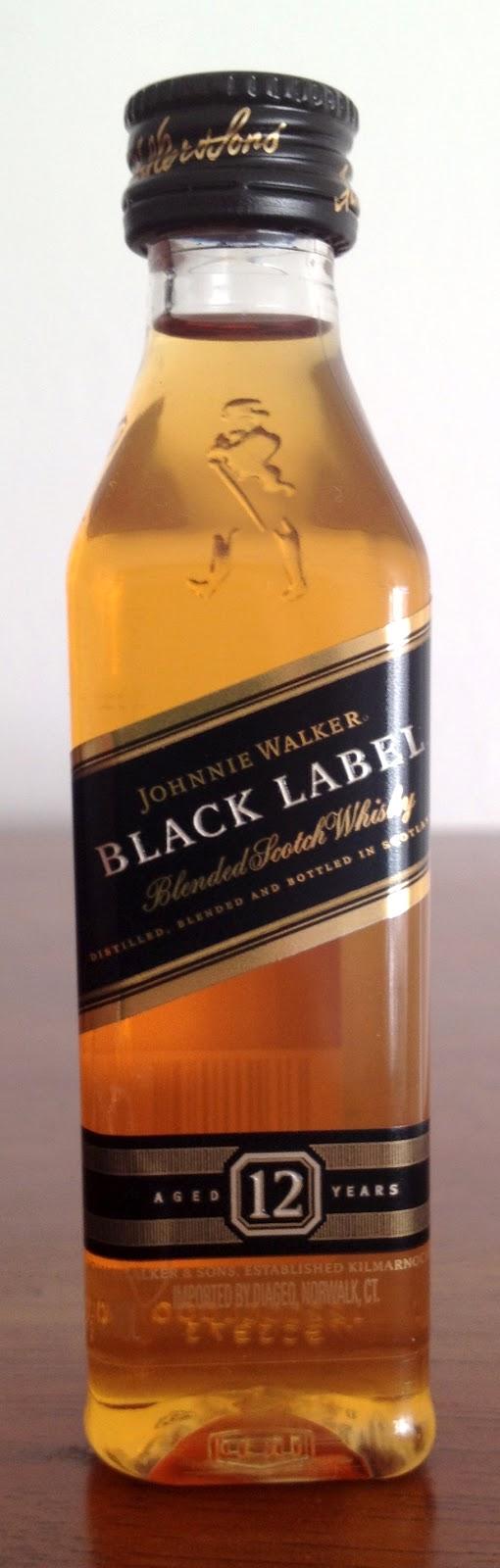 Johnnie Walker Black Label Tattoo