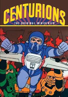 Baixar (Download)  Desenho Centurions Dublado