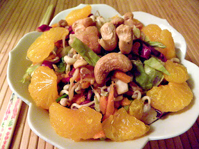 Two Protein Salads: Chicken and Chickpea