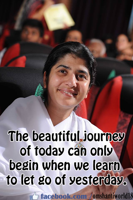 BK-SHIVANI BEAUTIFUL JOURNEY