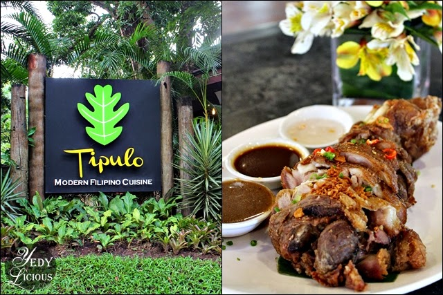 Tipulo Modern Filipino Cuisine Restaurant in Antipolo City. First Pacific Leadership Academy. Tipulo Restaurant Menu, Address, Location, Contact no.