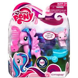 MLP Single Wave 4 Flitterheart Brushable Pony
