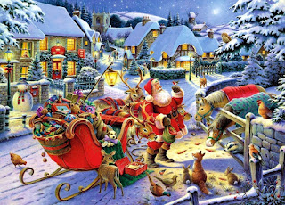 classic-painting-of-santa-feeds-horse-and-animals-in-village.jpg