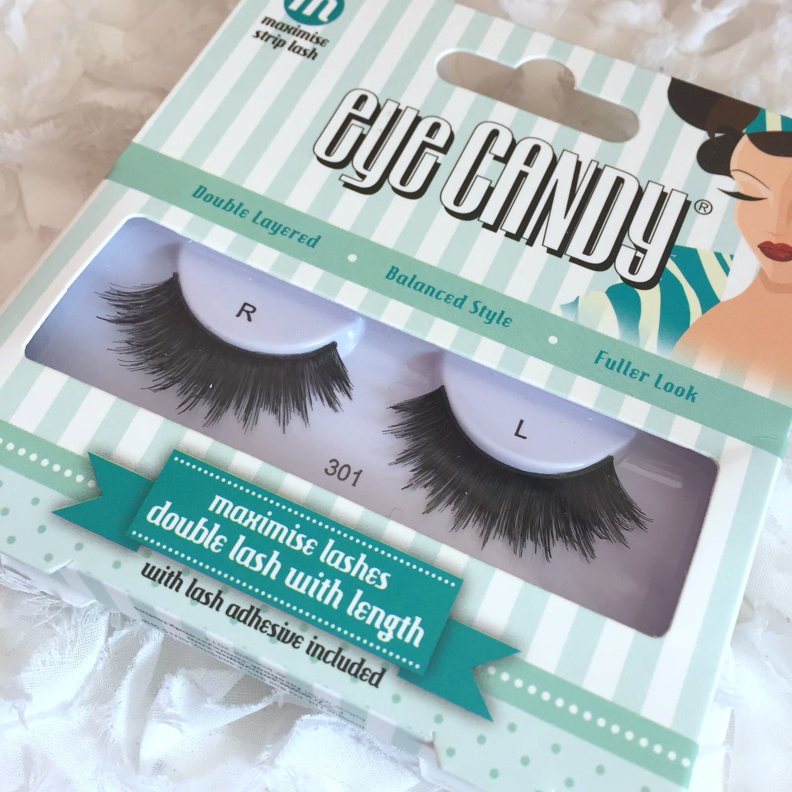 c6183833c5e Eye Candy False Lashes - Review - Mammaful Zo: Beauty, Fashion ...