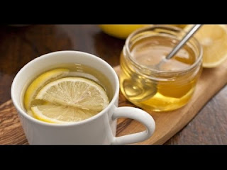 benefits of drinking warm lemon water before bed