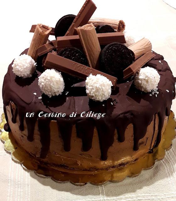La drip cake è una torta troppo golosa b52926cf4e38