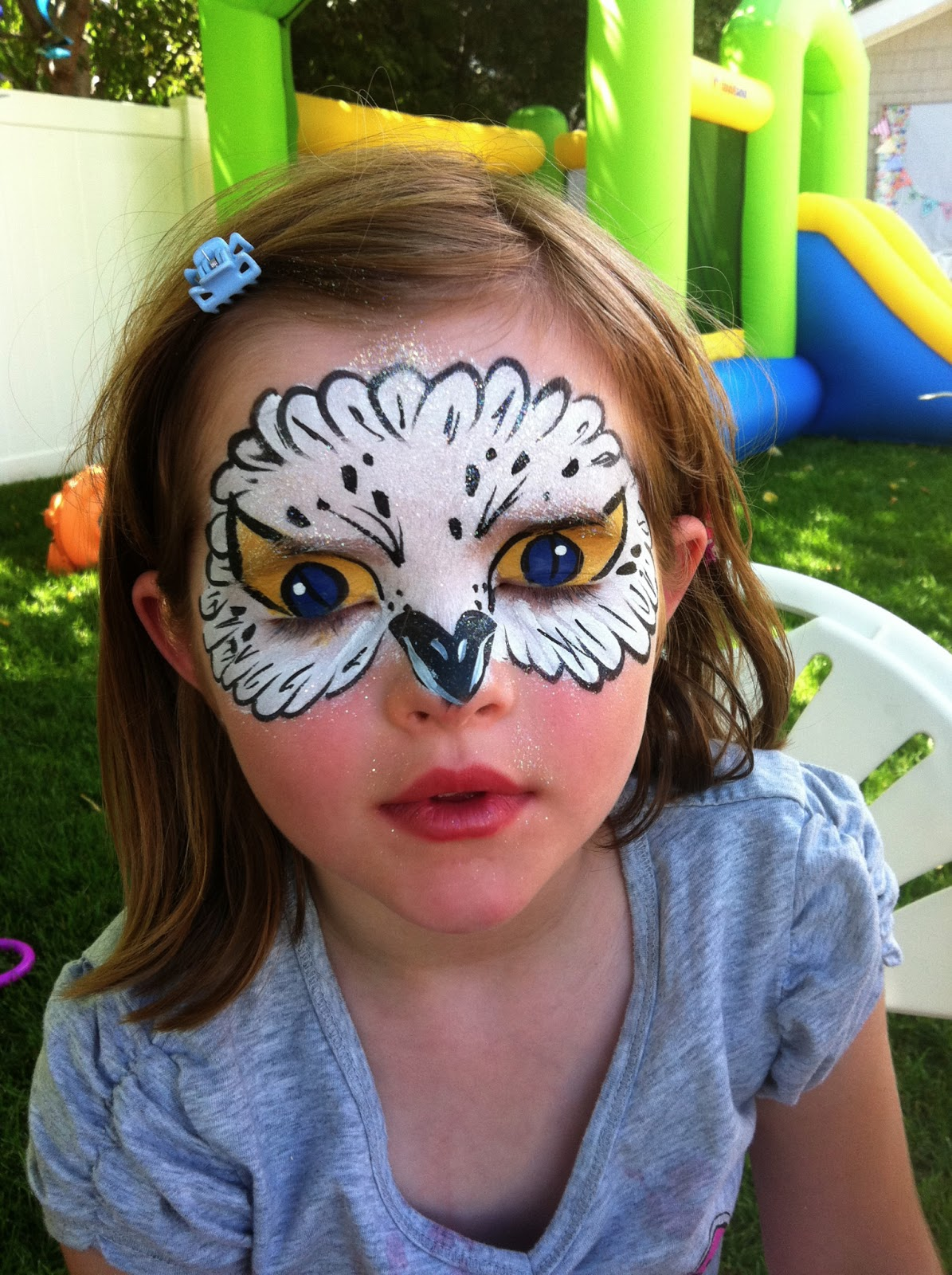 the gallery for easy animal face painting ideas for kids. Black Bedroom Furniture Sets. Home Design Ideas