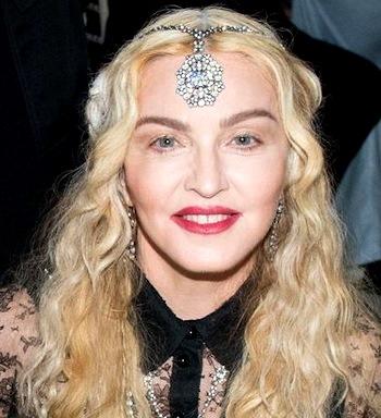 Foto de Madonna madura