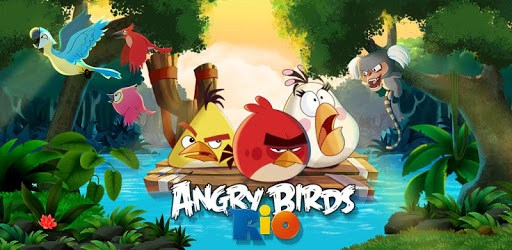 تحميل لعبة انجري بيرد الشهيرة بالطيور الغاضبه - angry birds
