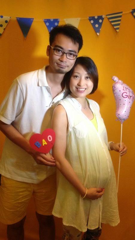 玉琪 BLOG: 產前講座(ILLUMA ﹠ 雅培
