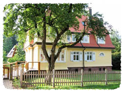 Casa de Albert Schweitzer
