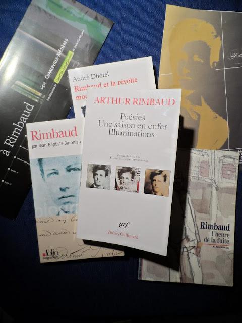 Sélection bibliographique autour de Rimbaud