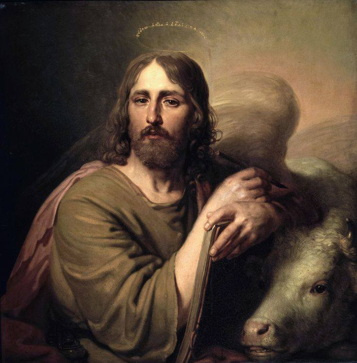 OCTOBER 18 - SAINT LUKE, EVANGELIST