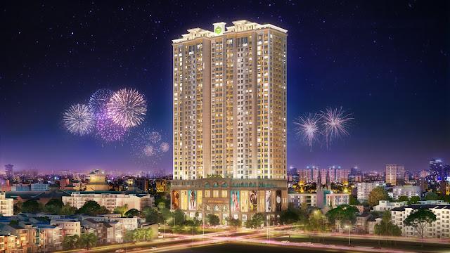 dự án căn hộ cao cấp Lucky Palace quận 6 Hồ Chí Minh
