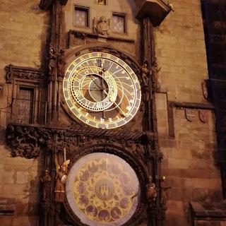 Praga astronomico orologio