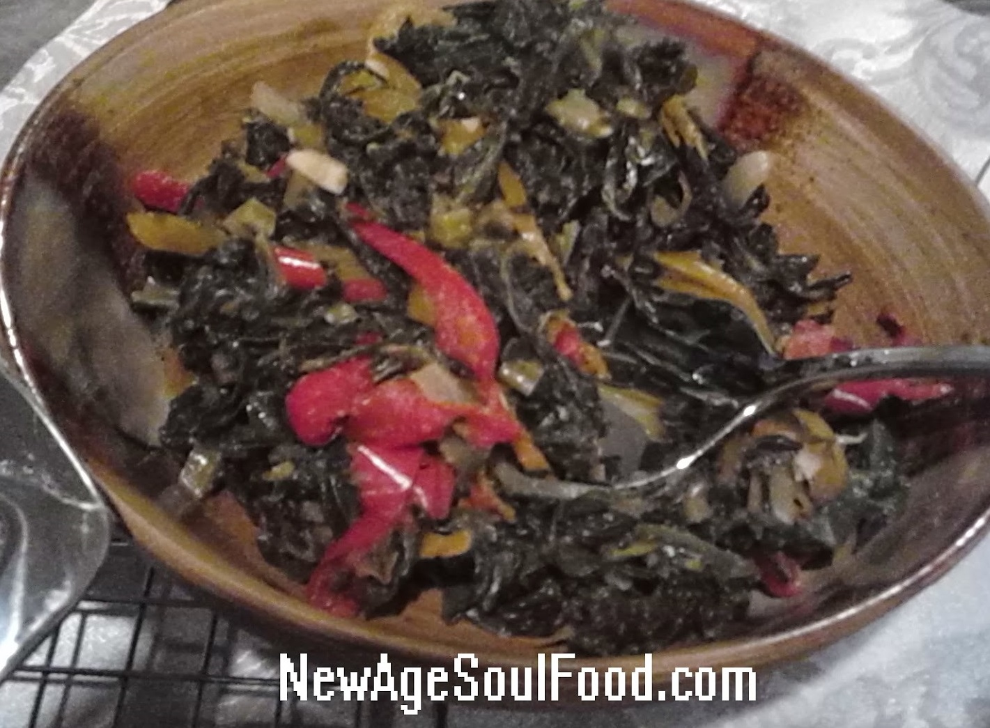 New Age Soul Food: Collards for the New Age