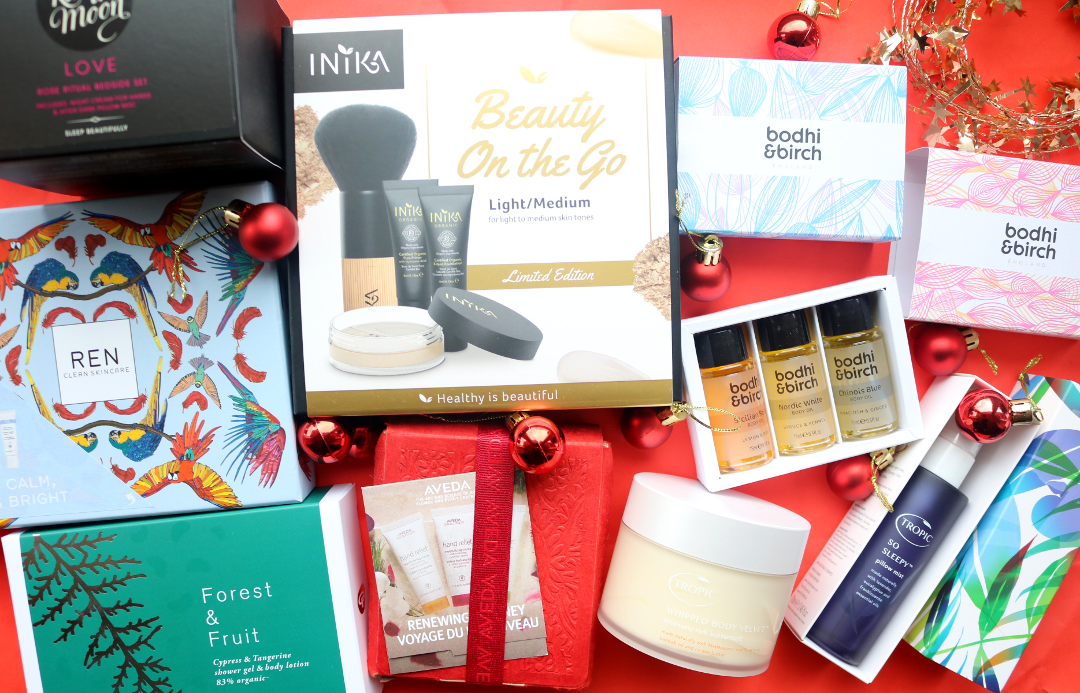Christmas Gift Guide 2017: The Luxury Green Beauty Edit