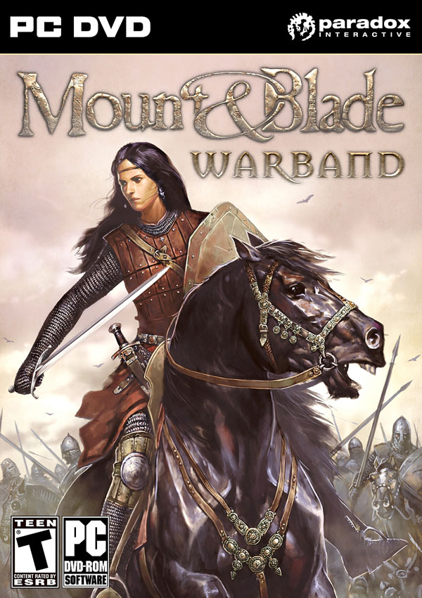 Mount and Blade Warband Download Cover Free Game