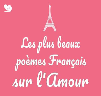 Poèmes d'amour de la poésie française