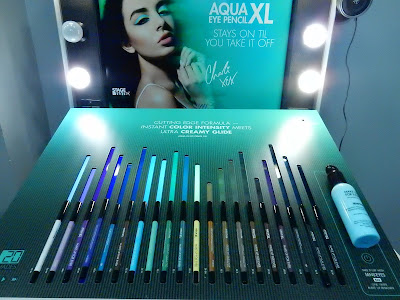 Make Up For Ever Aqua XL Eye Pencils - www.modenmakeup.com