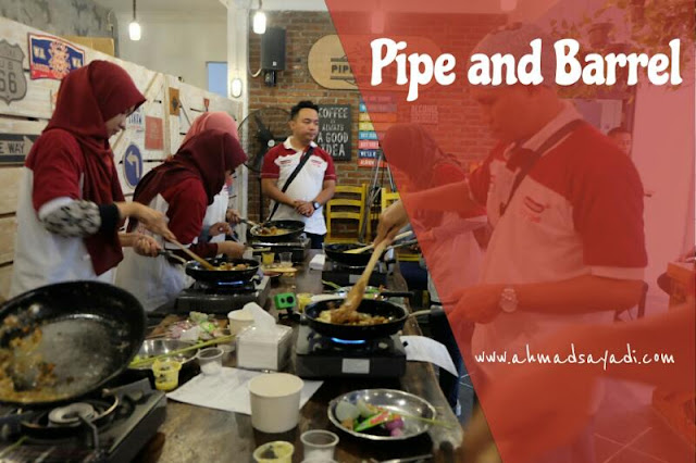 Pipe and Barrel Surabaya