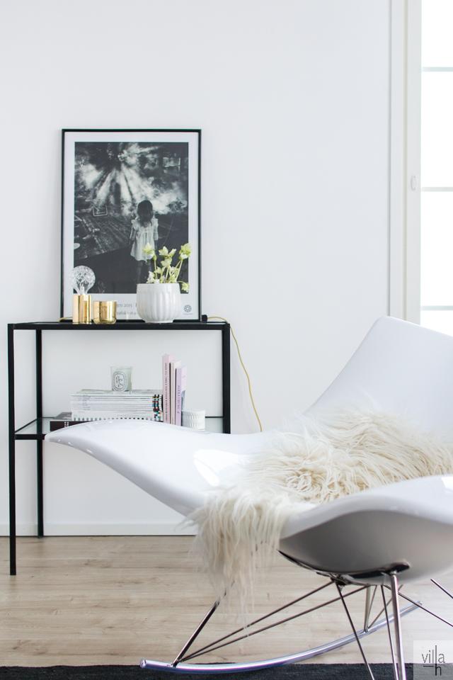 stingray keinutuoli, sisustus, house doctor sivupöytä, interior