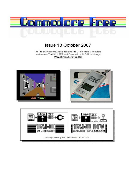 Commodore Free Magazine #013 (013)