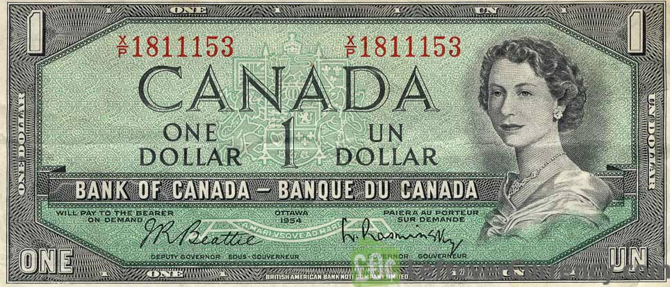Canadian Dollar To Naira Exchange Rate