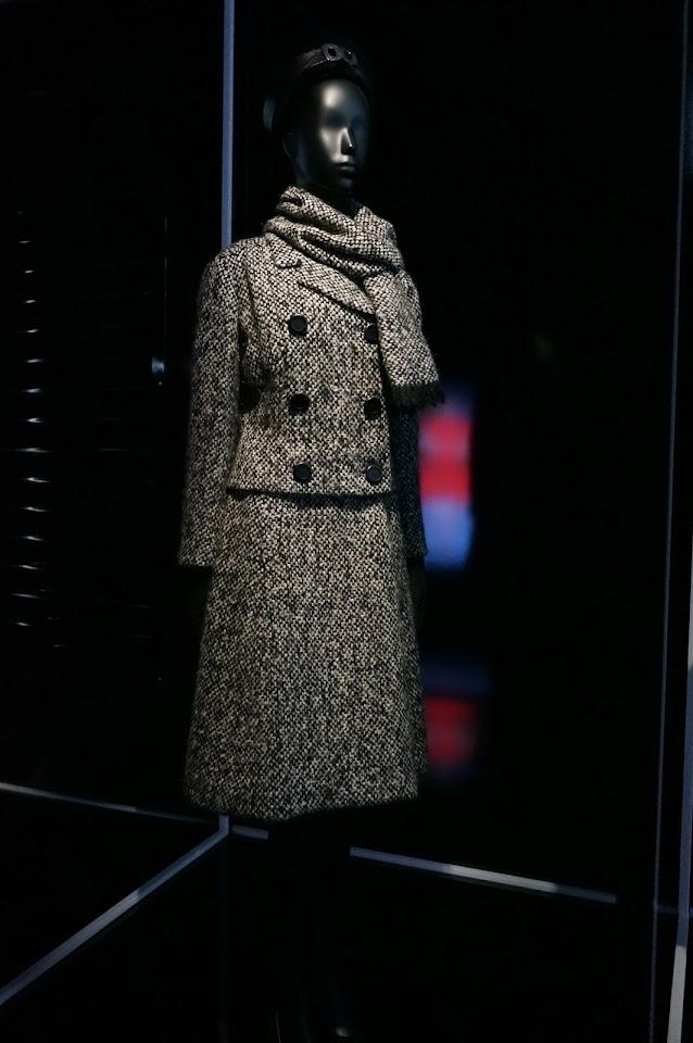 tailleur en tweed Gamin 1961 Christian Dior Marc Bohan