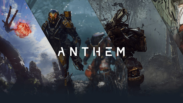 إستعراض حر لمدة من 40 دقيقة من داخل Anthem و جميع التفاصيل عن الشخصيات ..